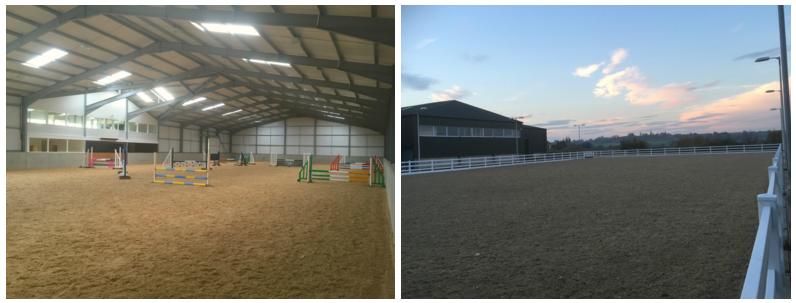 Arena Hire Beechwood Equestrian Centre